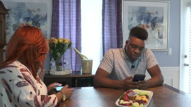 Georgia man pays it forward with scholarship for fatherless student