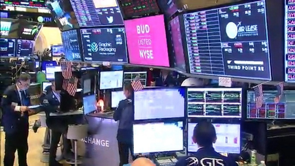 Stocks flirt with record highs as US-China trade tension eases