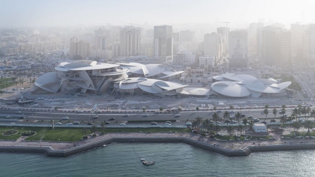 The Middle East's hottest new museum is almost here