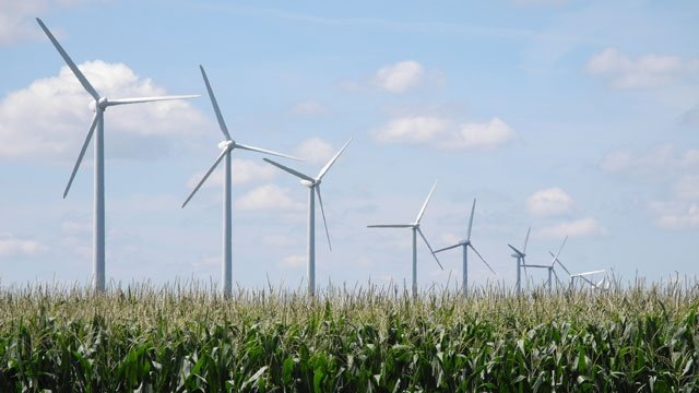 Climate change outpaces renewable boom