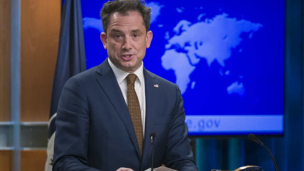 State Department breaks 'silence' with first briefing of 2019