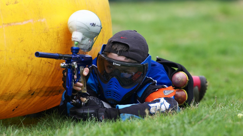 Mom was right: Eye injuries from paintball, BB guns on rise