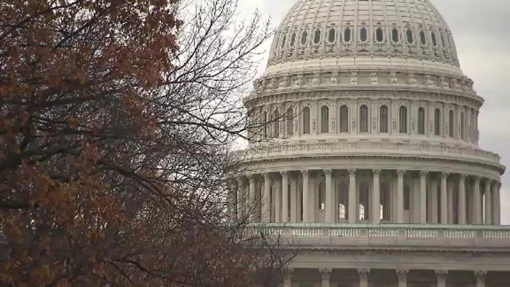 Congressional negotiators reach deal on spending levels