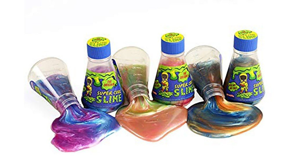 Group warns of 'dangerous' slime products, other hazardous toys