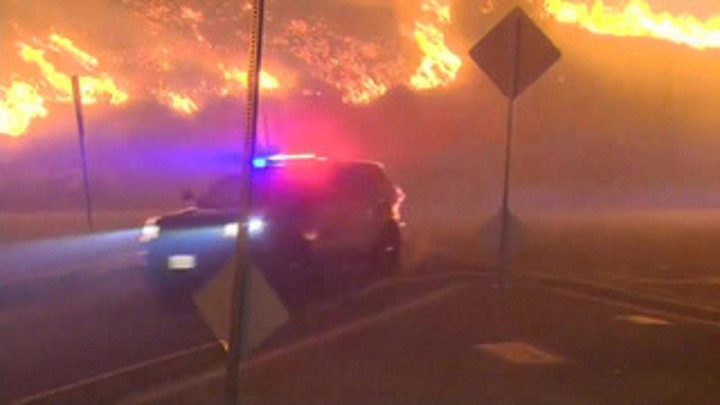 California prepares for more wildfires, power outages