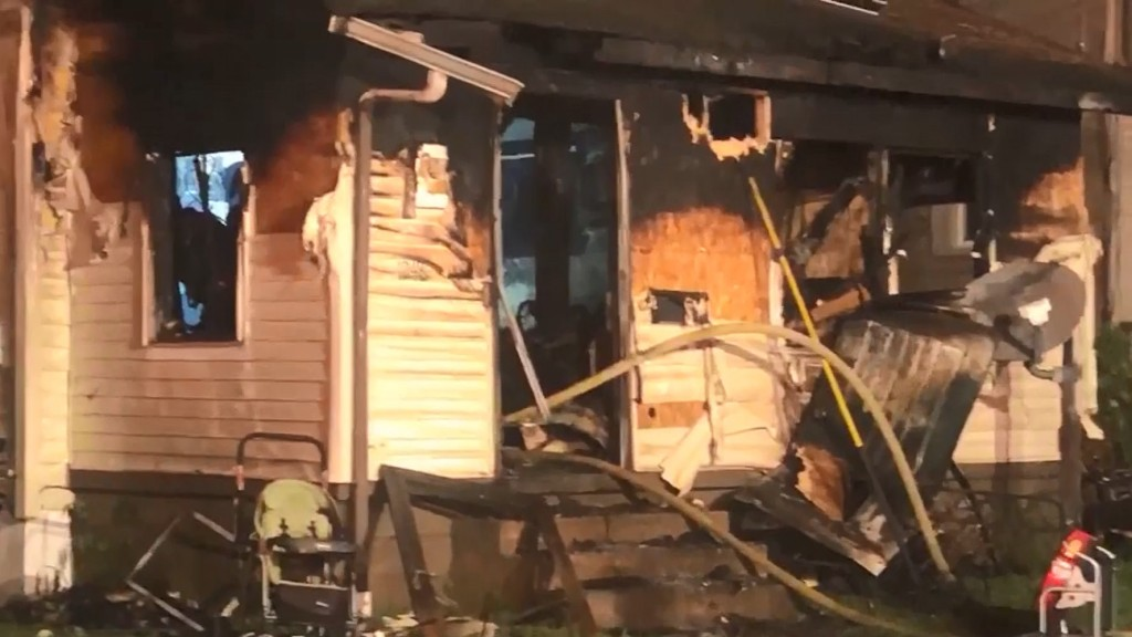 Fire at a Pa. day care kills four siblings, homeowner's child