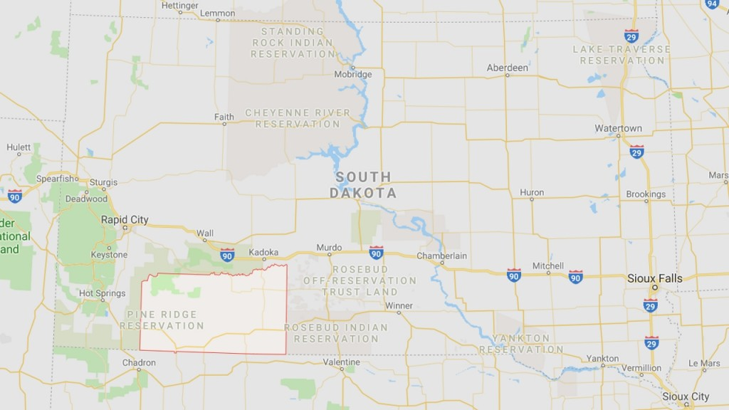 Native American tribe bans South Dakota governor from reservation