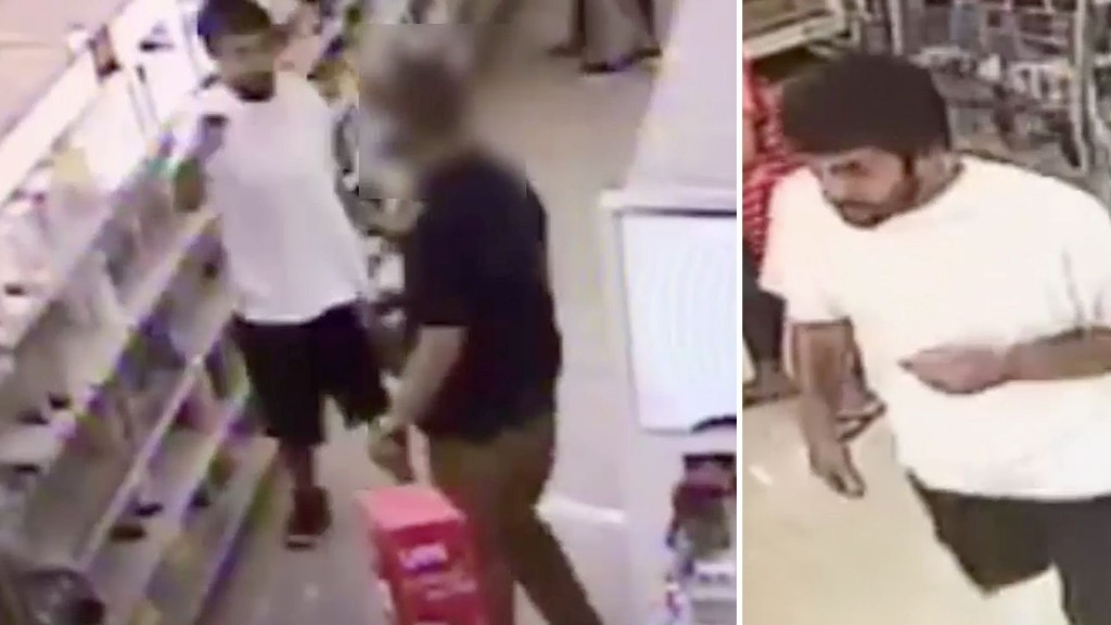 Police: Man steals 36 cans of energy drink