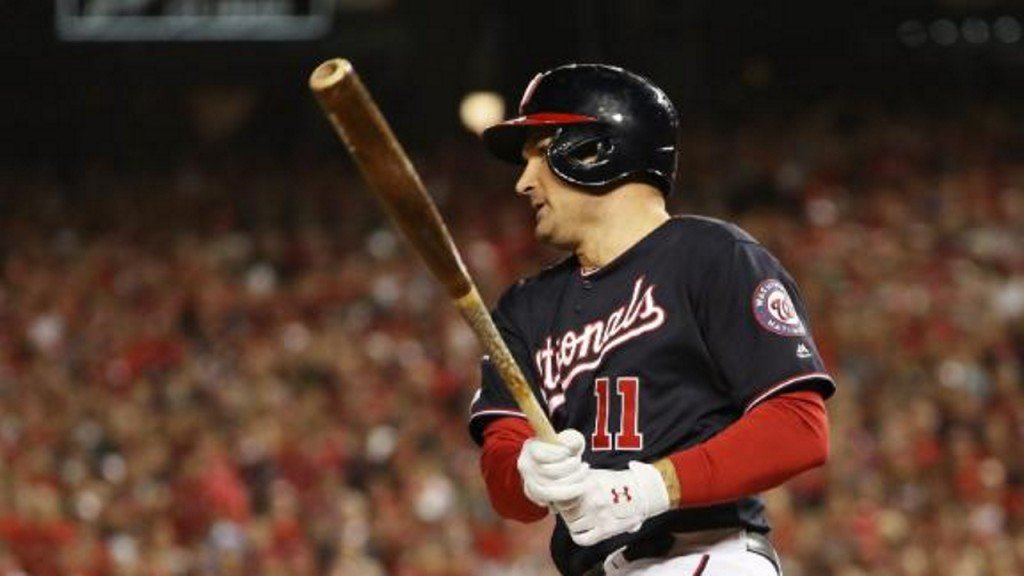 Nationals beat heavily favored Astros in Game 1 of World Series