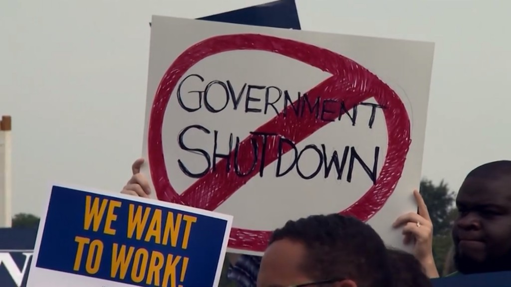 OMB: Most furloughed workers will receive pay by Thursday