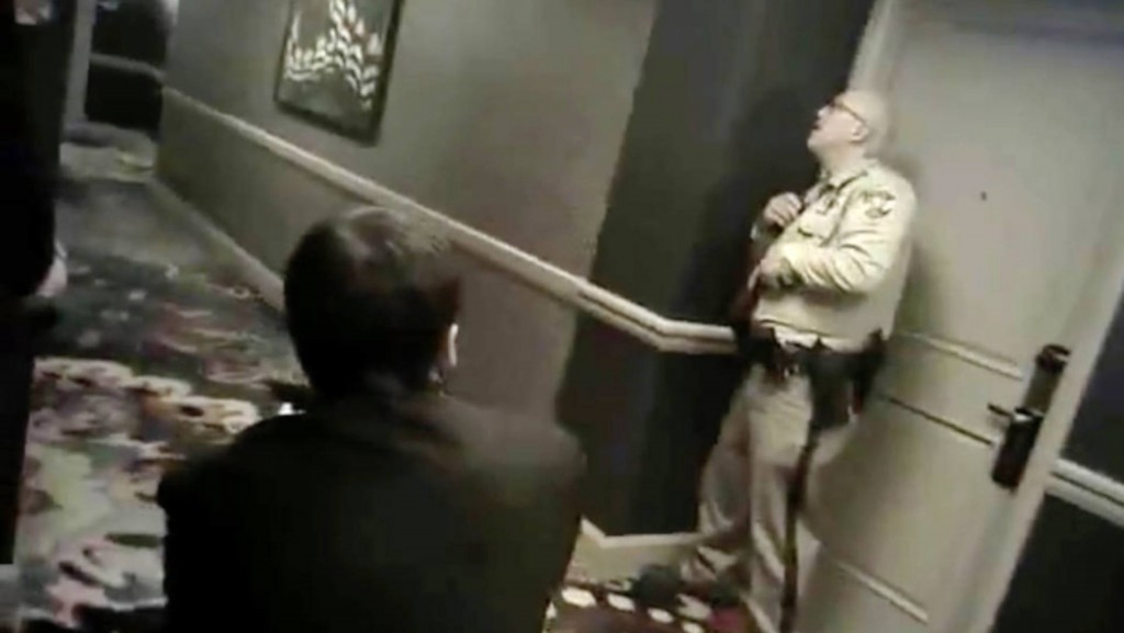 Las Vegas Police fire officer who 'froze' during mass shooting
