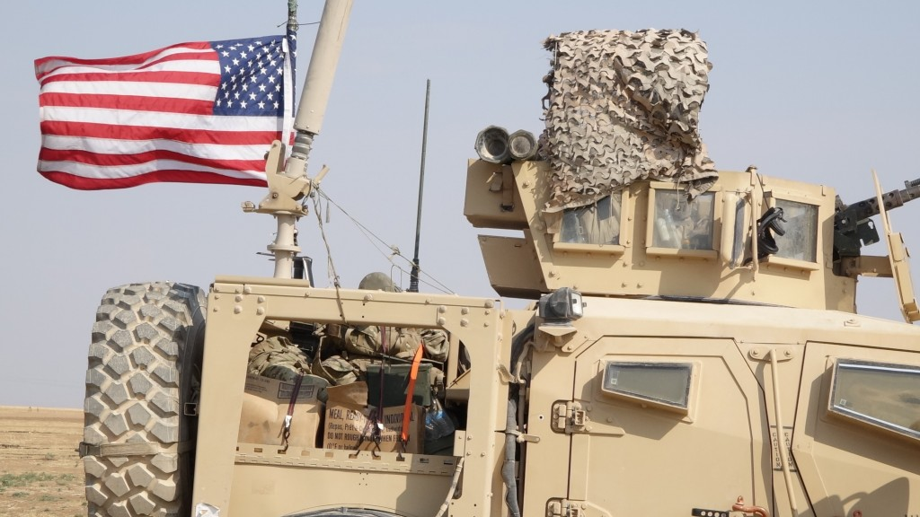 US military vehicles cross into Syria's oil field area, official confirms