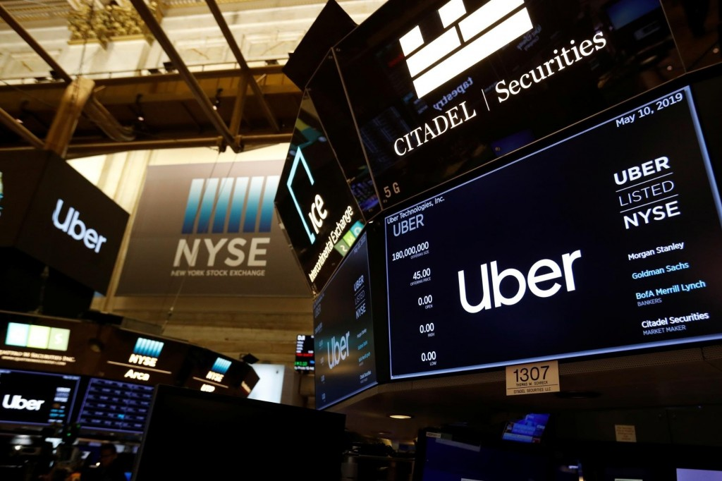 Uber, other unicorns flopped on Wall Street