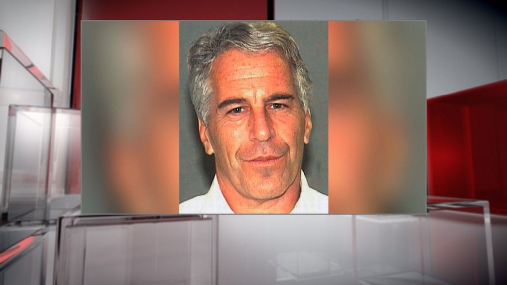 Attorney: Epstein had improper sexual contact with woman while in jail