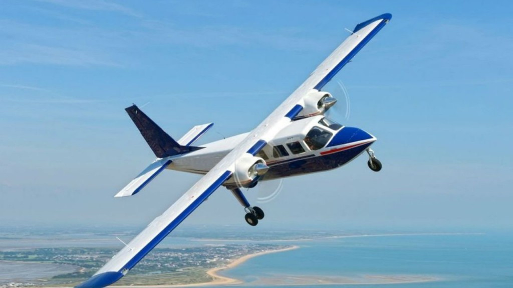 Electric-powered passenger airplanes to come to UK in 2023