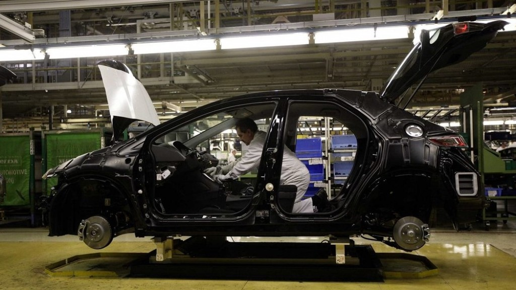 Brexit could cut UK car production in half