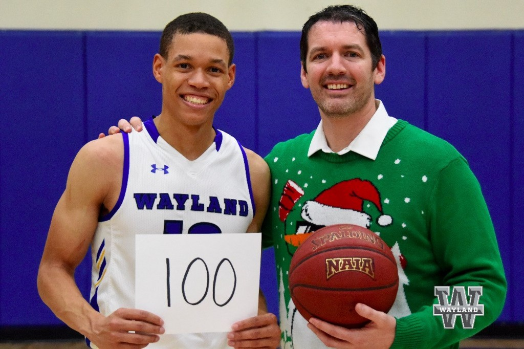 J.J. Culver, brother of NBA player, scores 100 points in game