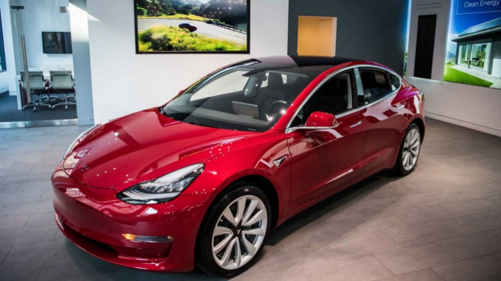 Tesla introduces new software update with Netflix and 'Car-aoke'