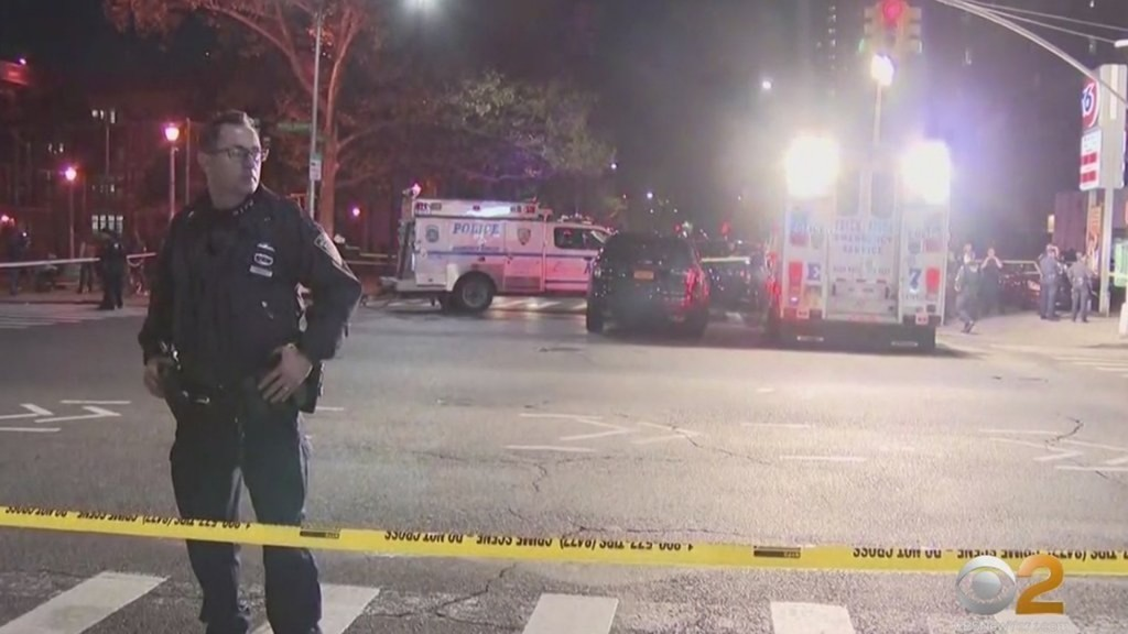 NYPD officer out of coma after getting hit in head