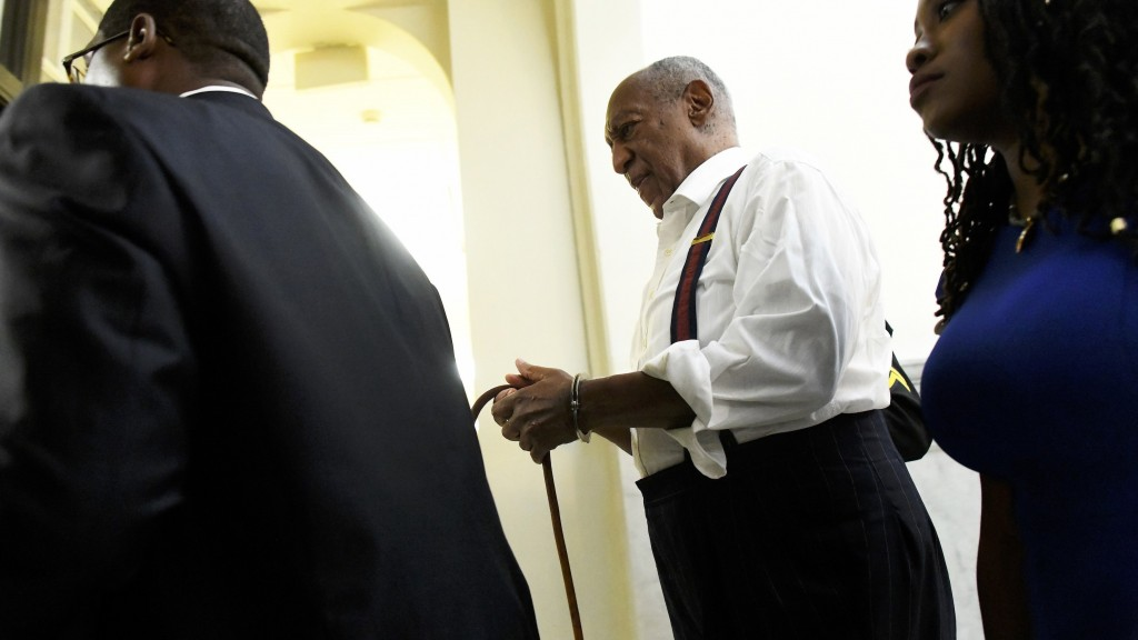 Cosby says he doesn't expect to show remorse at parole hearing