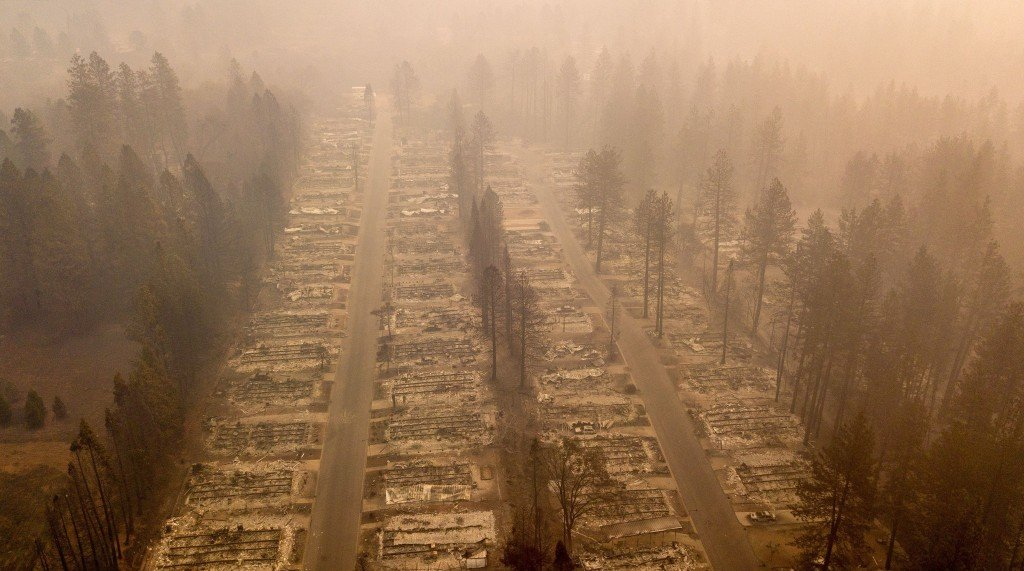 Due to wildfires, Calif. now has the most polluted cities in the world