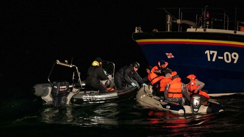 Why the rise in migrants crossing the English Channel?