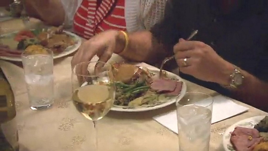 Health Minute: Stick to your diet during the holidays
