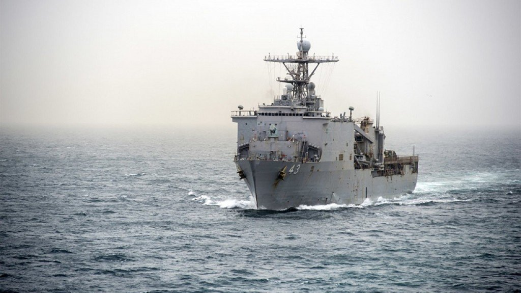 New virus case aboard US warship prolongs quarantine