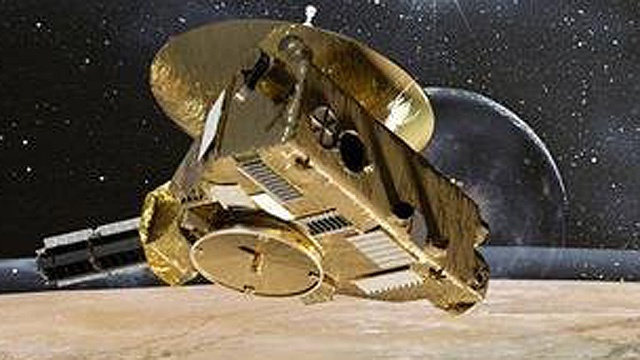 NASA plans New Year's flyby of object 4 billion miles away