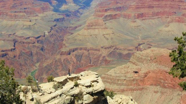 Woman falls to her death at Grand Canyon National Park