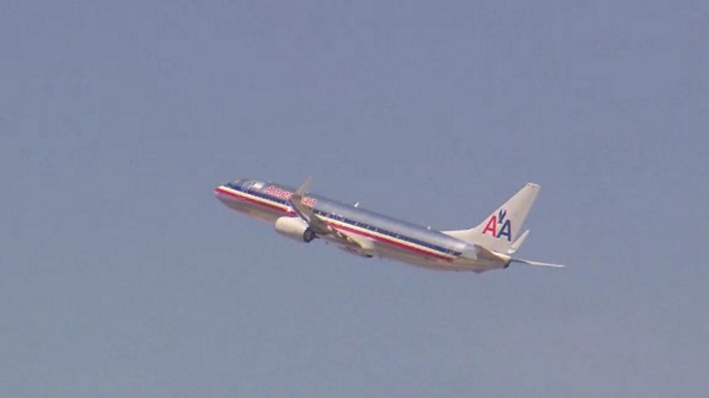 American Airlines flight diverted over chemical spill