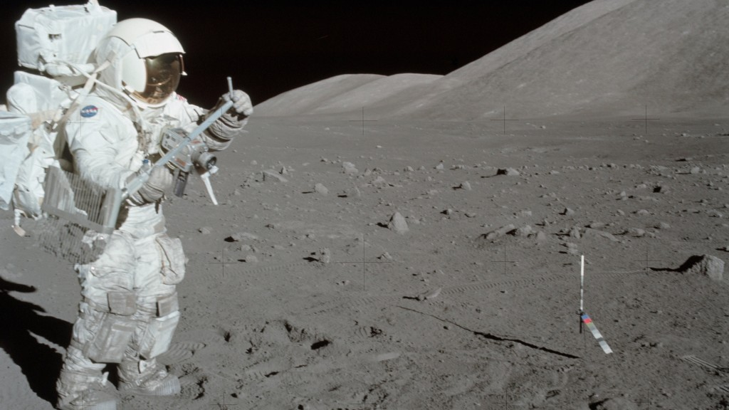 Apollo 11 paving path from moon to Mars