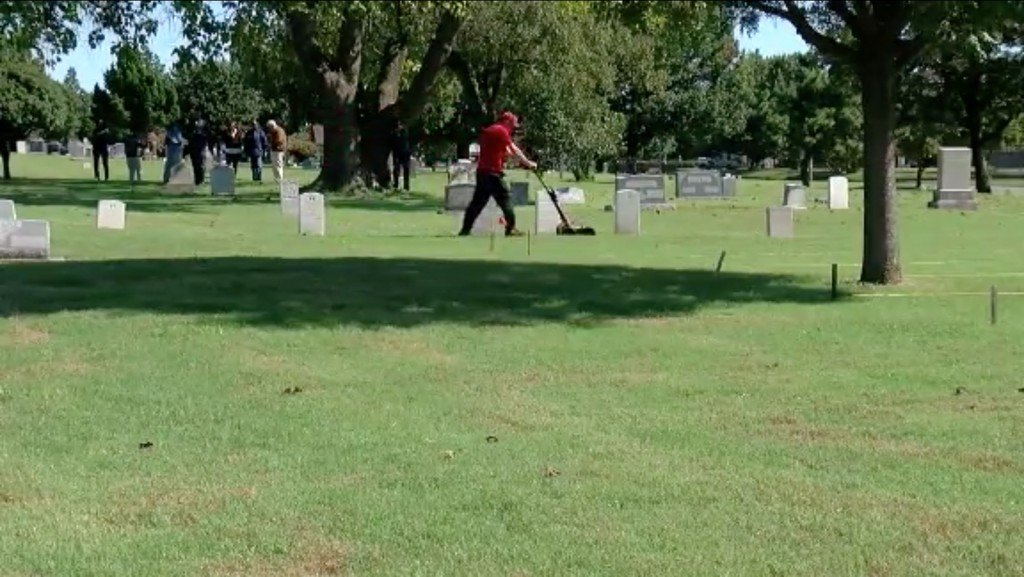 Tulsa searches for mass graves from 1921 race massacre