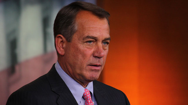 Washington Post: George W. Bush painted portrait of John Boehner