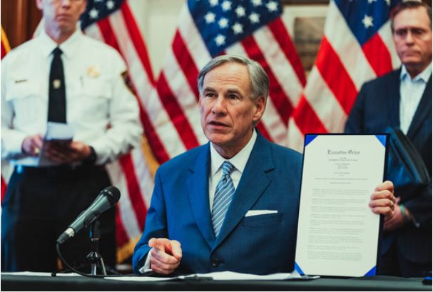 Governor Abbott Announces Expanded Health Care Capacities In Texas