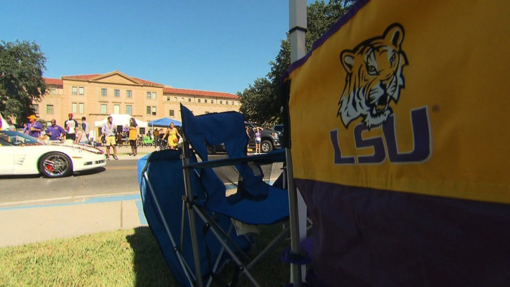 LSU fraternity suspended for 'very serious' violations