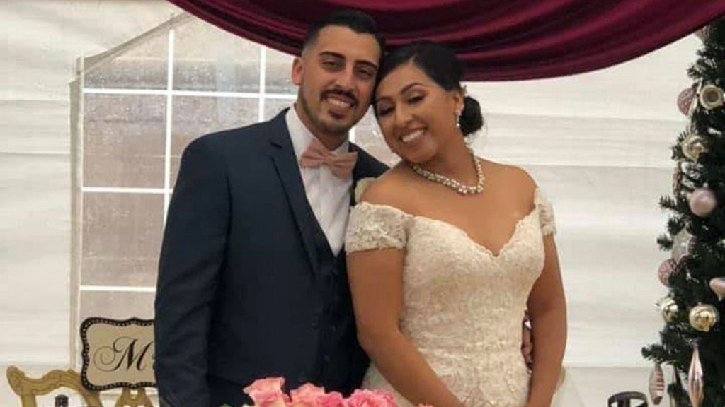 2 wedding crashers accused of killing groom outside his own reception