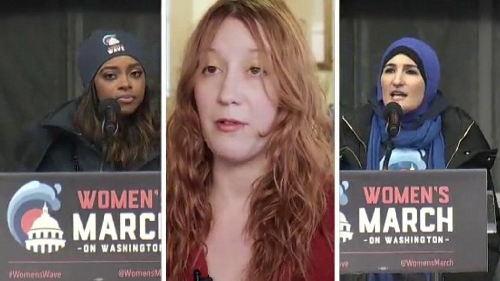 3 Women's March leaders leave after allegations of anti-Semitism