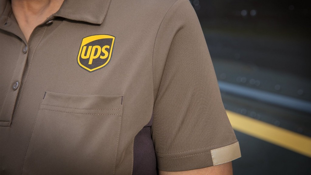UPS uniforms are getting a redesign