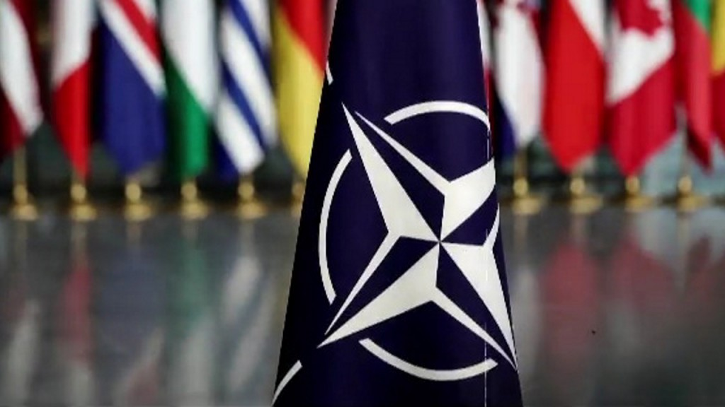 Trump abruptly cancels NATO news conference