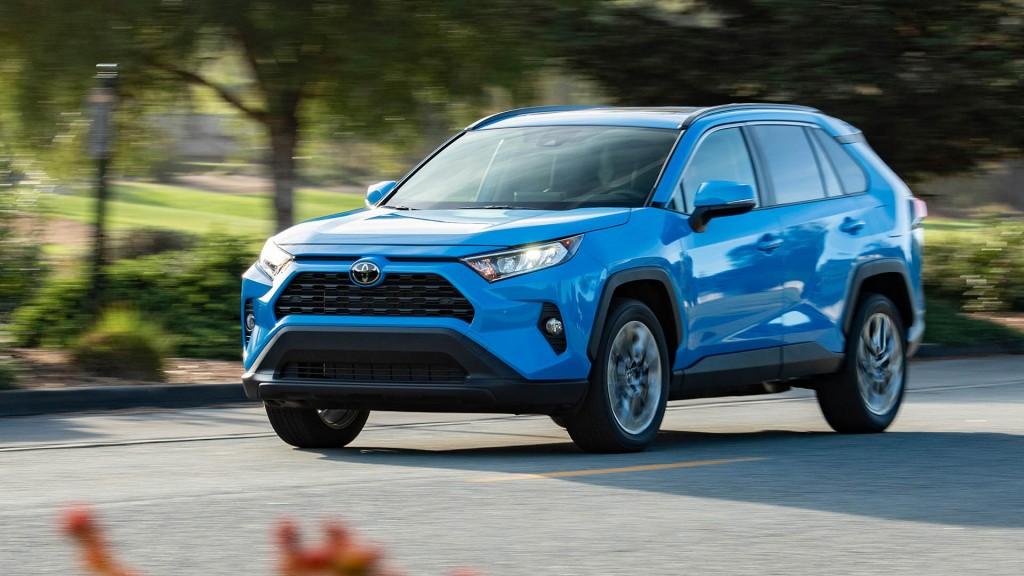 Check out the all-new Toyota RAV4
