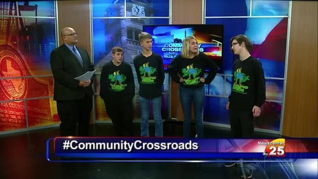 Community Crossroads welcomes Howell Middle School students