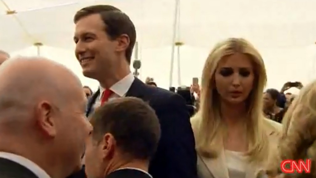 Ivanka Trump, Kushner to host 10th anniversary at Camp David