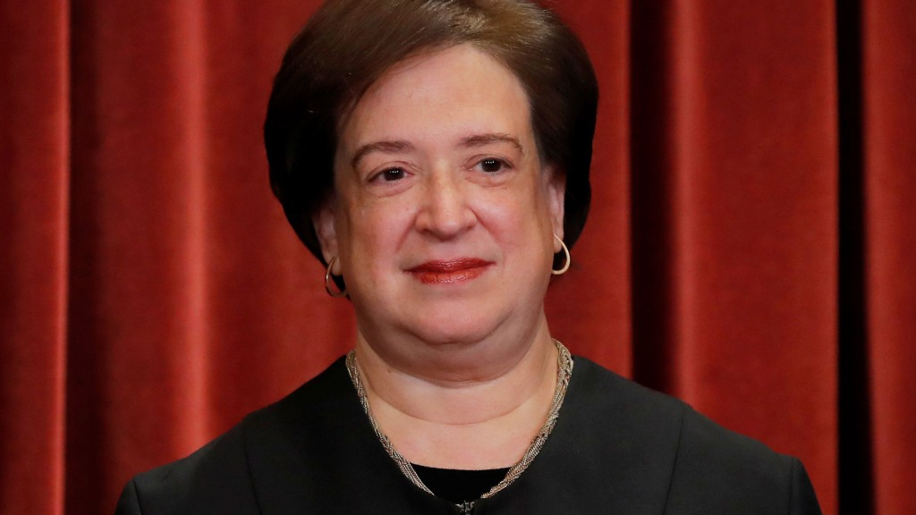 Kagan becomes latest liberal justice to sound alarm on precedent