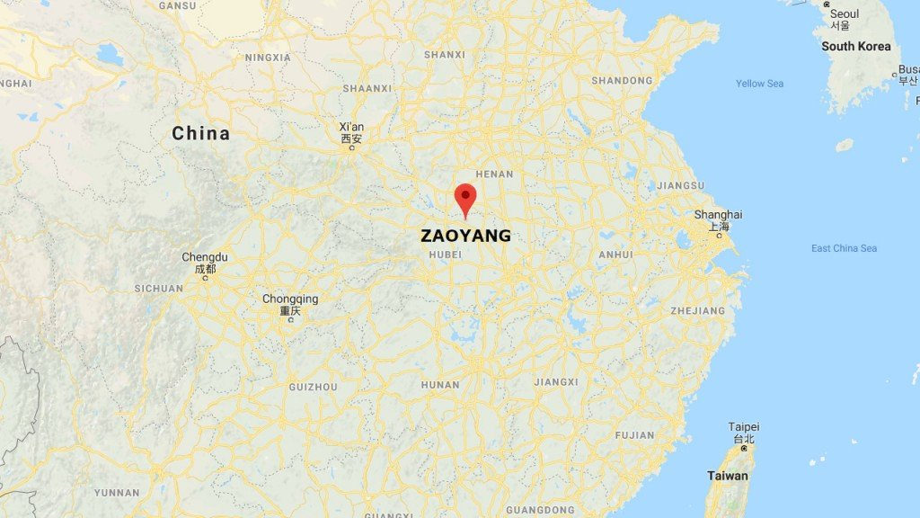 Driver rams crowd in Chinese city, killing 6