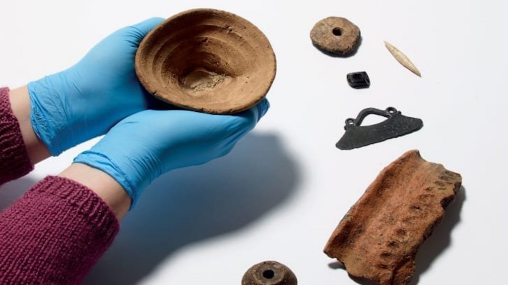 3,600-year-old disposable cup shows even our ancestors hated doing dishes