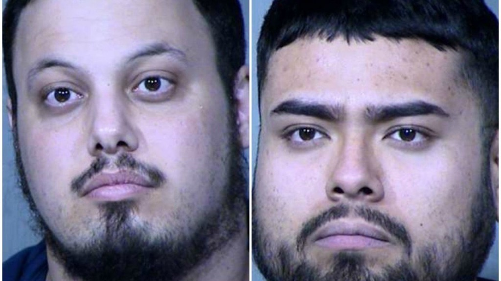 Men impersonate police, try to access Phoenix airfield