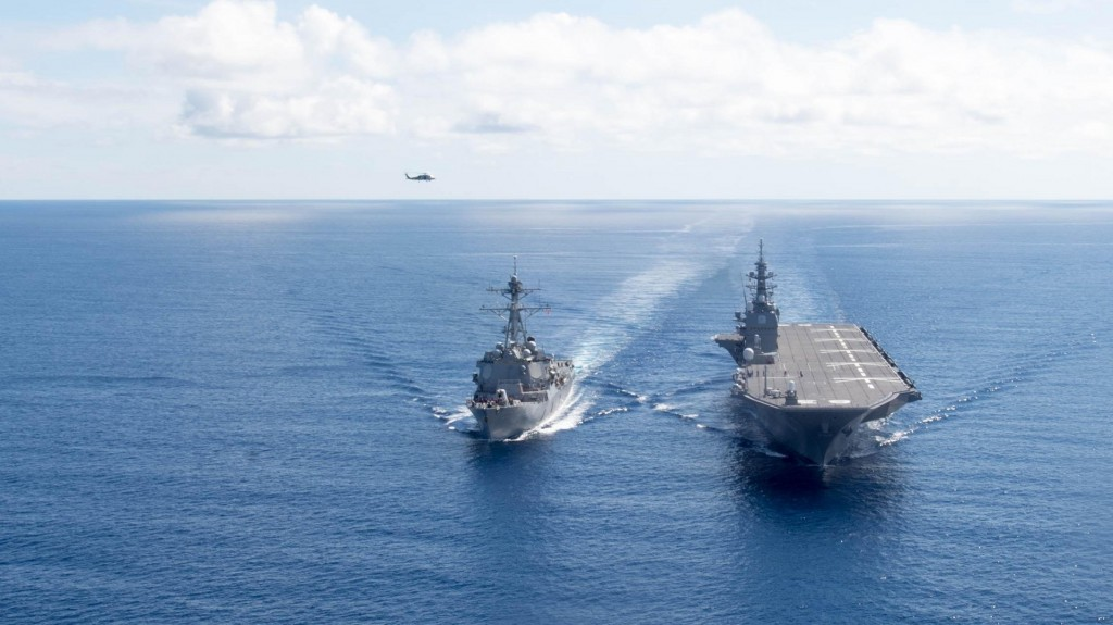 Navy: 3 sailors assigned to USS George H. W. Bush died by suicide