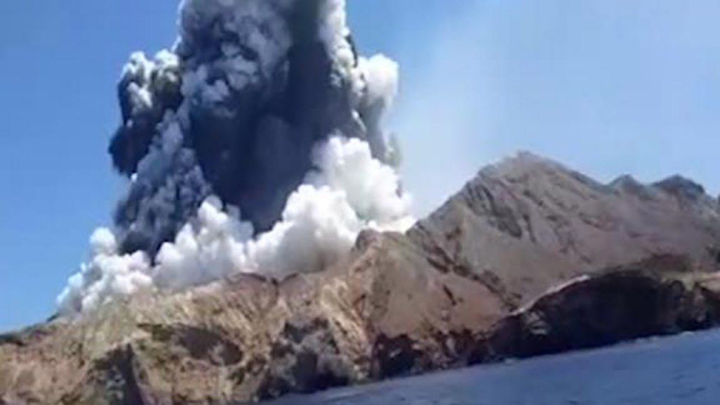 There were once ads for this volcano