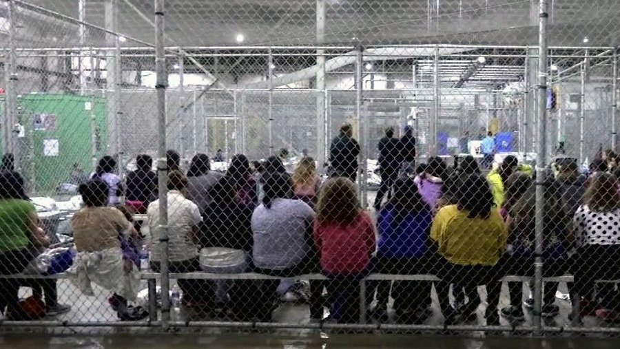 5,200 people in ICE custody quarantined